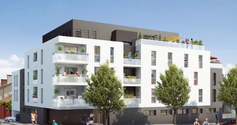 Achat / Vente appartement neuf Nantes Erdre (44000) - Réf. 279