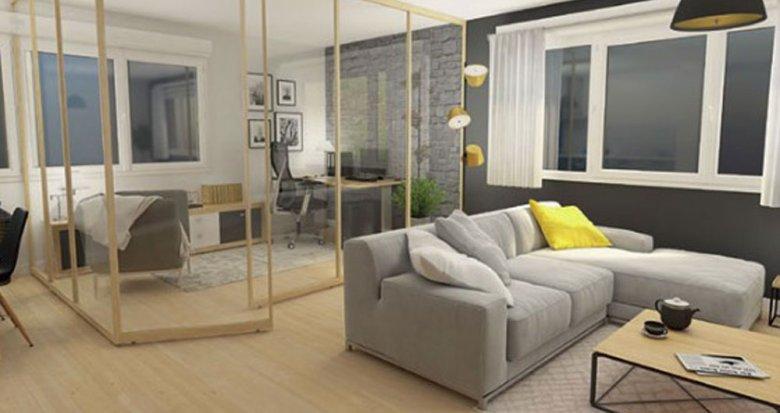 Achat / Vente appartement neuf Nantes Erdre Haluchère (44000) - Réf. 1439