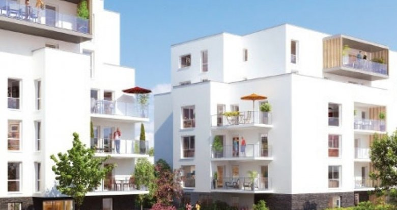 Achat / Vente appartement neuf Nantes Erdre Porterie (44000) - Réf. 697