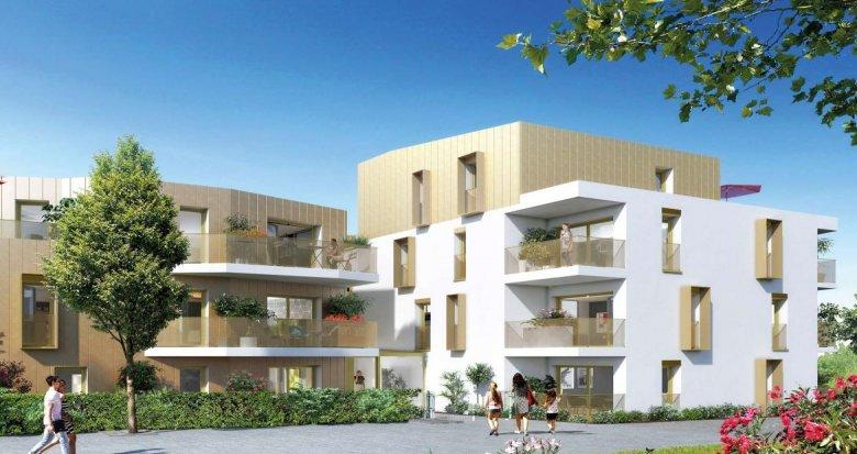 Achat / Vente appartement neuf Nantes hyper centre (44000) - Réf. 1960