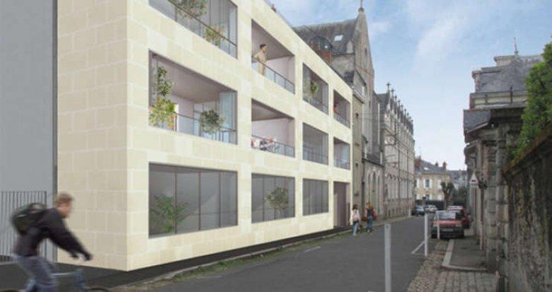Achat / Vente appartement neuf Nantes hyper-centre quartier Talensac (44000) - Réf. 1501