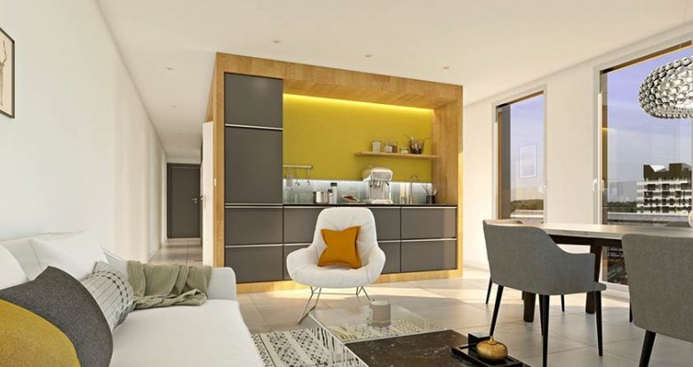 Achat / Vente appartement neuf Nantes l'Eléphant (44000) - Réf. 1580