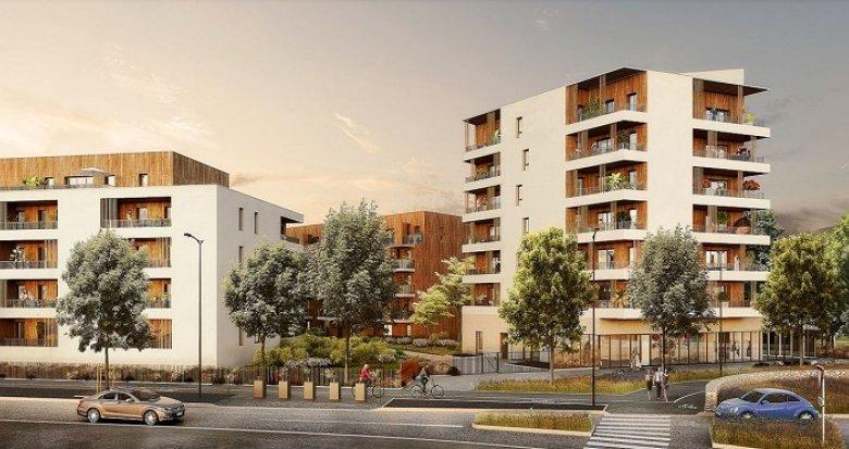Achat / Vente appartement neuf Nantes la Beaujoire proche commerces et transports (44000) - Réf. 2425