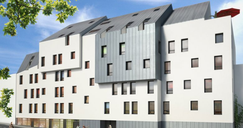 Achat / Vente appartement neuf Nantes Parc de Procée (44000) - Réf. 1440