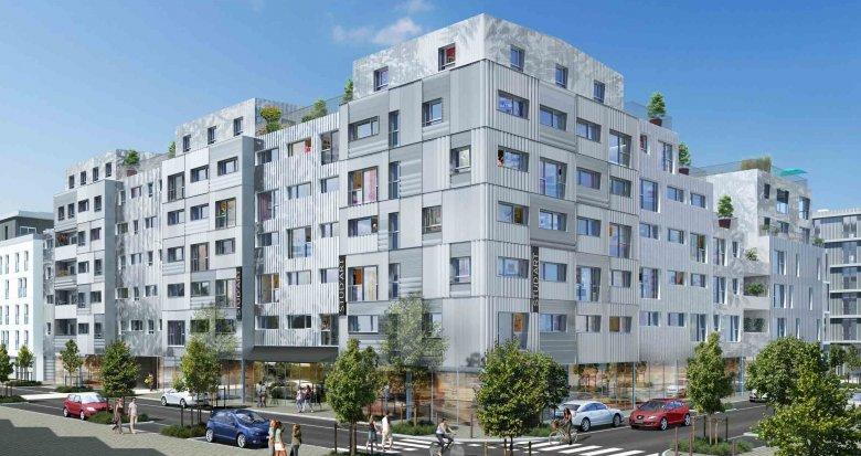 Achat / Vente appartement neuf Nantes proche centre historique (44000) - Réf. 1053