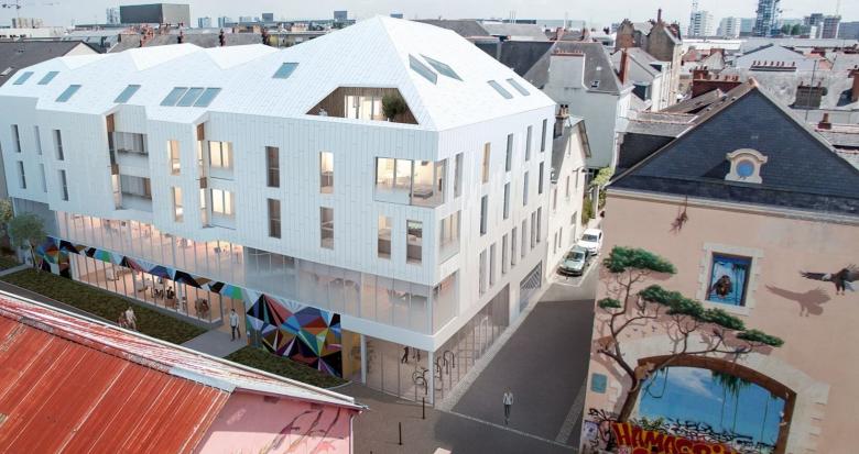 Achat / Vente appartement neuf Nantes proche Château (44000) - Réf. 2631