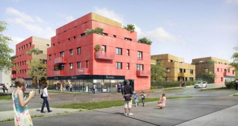 Achat / Vente appartement neuf Nantes proche de nombreuses commodités (44000) - Réf. 583
