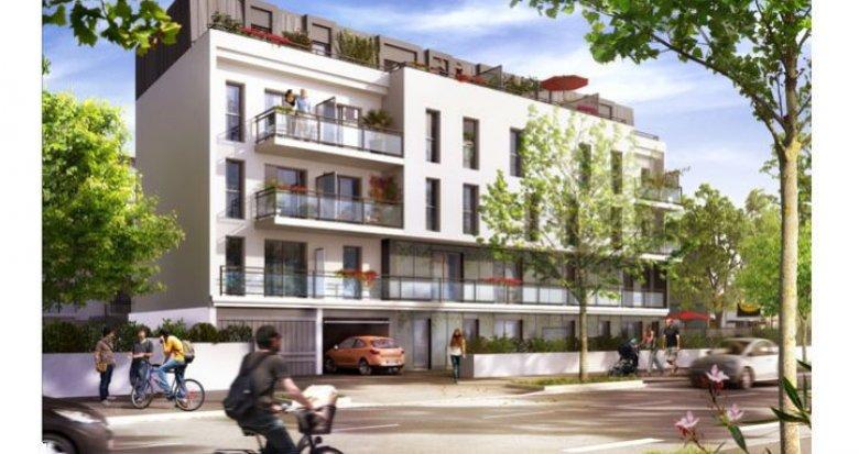 Achat / Vente appartement neuf Nantes proche du boulevard Jules Vernes (44000) - Réf. 105