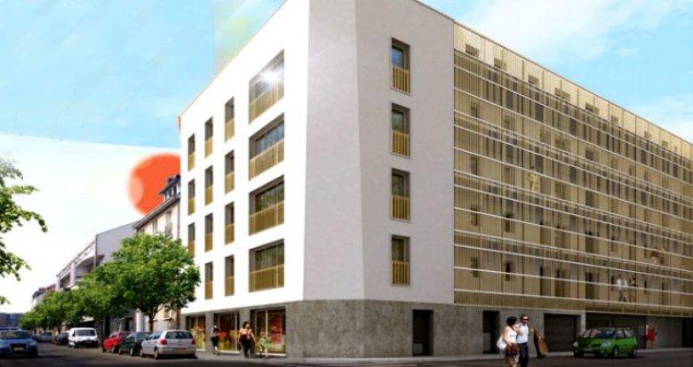 Achat / Vente appartement neuf Nantes proche du cente-ville (44000) - Réf. 30