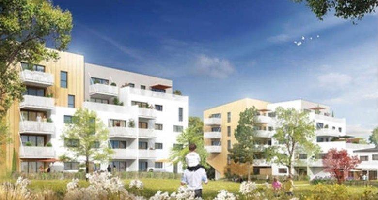 Achat / Vente appartement neuf Nantes proche écoles (44000) - Réf. 965