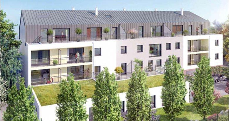 Achat / Vente appartement neuf Nantes proche église Ste Thérèse (44000) - Réf. 686