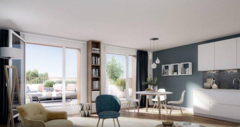 Achat / Vente appartement neuf Nantes proche hippodrome (44000) - Réf. 3488