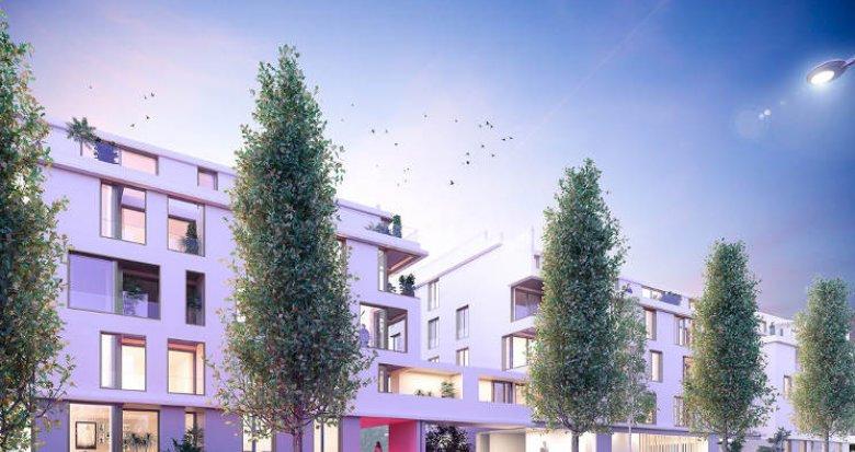 Achat / Vente appartement neuf Nantes proche Parc de La Gaudinière (44000) - Réf. 2573