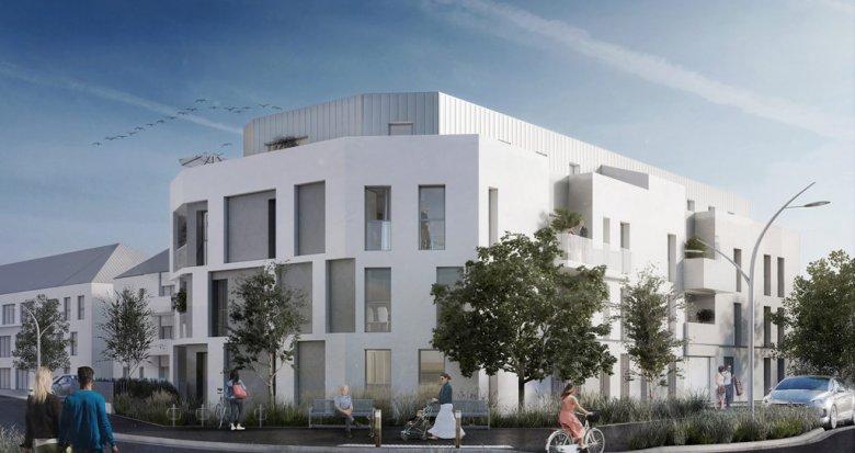 Achat / Vente appartement neuf Nantes proche parc du Grand Blottereau (44000) - Réf. 707