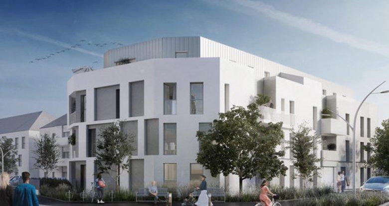 Achat / Vente appartement neuf Nantes proche place du Cirque (44000) - Réf. 126