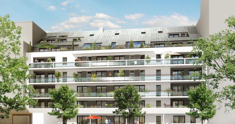 Achat / Vente appartement neuf Nantes proche place Viarme (44000) - Réf. 311