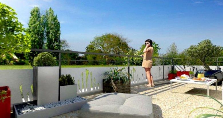 Achat / Vente appartement neuf Nantes proche Université (44000) - Réf. 22