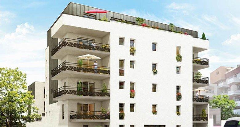 Achat / Vente appartement neuf Nantes quartier de Dervallières (44000) - Réf. 1437