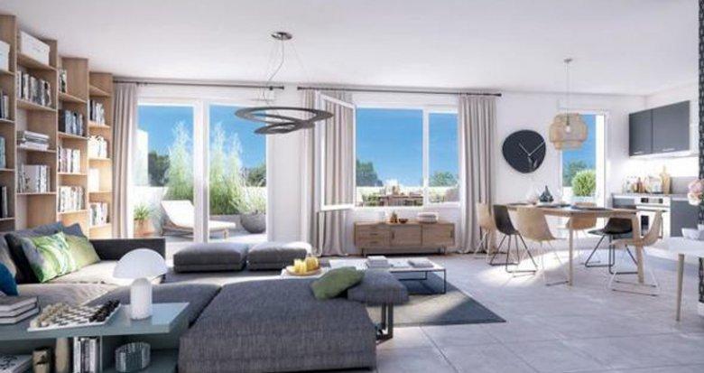Achat / Vente appartement neuf Nantes quartier de la Durantière (44000) - Réf. 3739