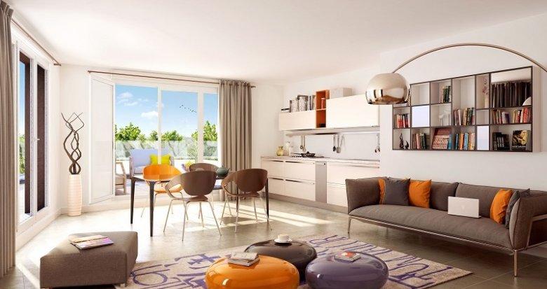 Achat / Vente appartement neuf Nantes quartier de La Jonelière (44000) - Réf. 1307