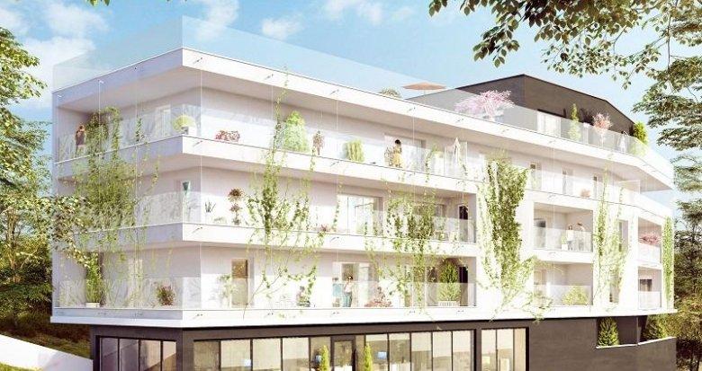 Achat / Vente appartement neuf Nantes quartier de la Jonelière (44000) - Réf. 1310