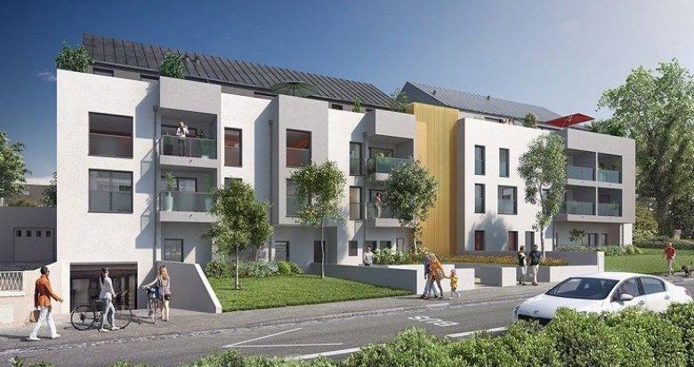 Achat / Vente appartement neuf Nantes quartier des facs (44000) - Réf. 1450