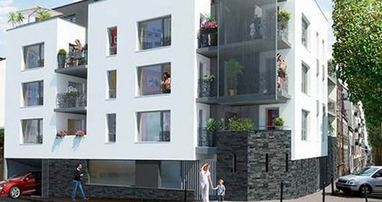 Achat / Vente appartement neuf Nantes quartier Dlaby (44000) - Réf. 2681