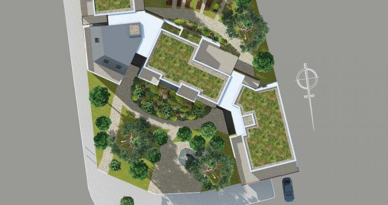 Achat / Vente appartement neuf Nantes quartier Doulon Bottière (44000) - Réf. 296