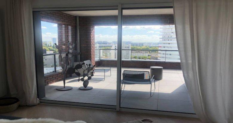 Achat / Vente appartement neuf Nantes quartier EuroNantes (44000) - Réf. 4962