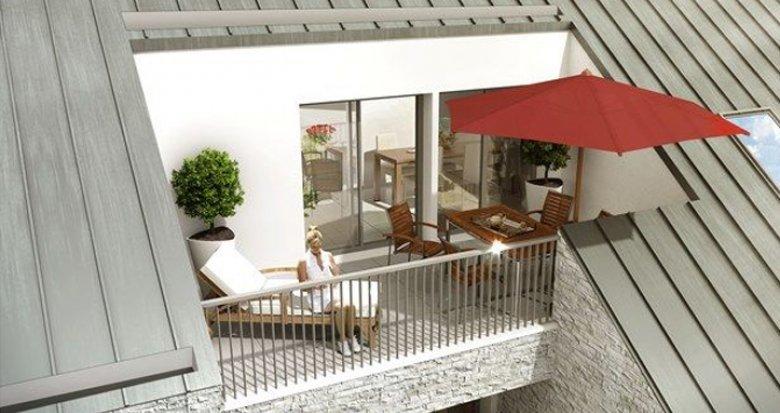 Achat / Vente appartement neuf Nantes quartier Félix Faure (44000) - Réf. 132