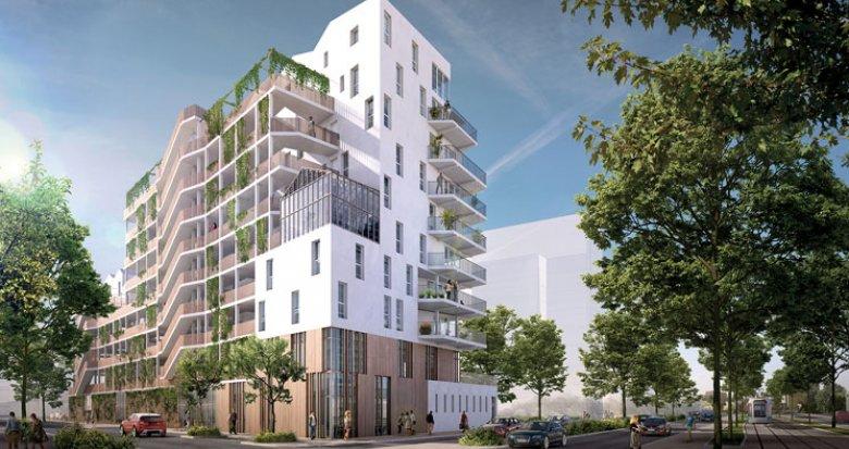 Achat / Vente appartement neuf Nantes quartier Ile de Nantes (44000) - Réf. 1441