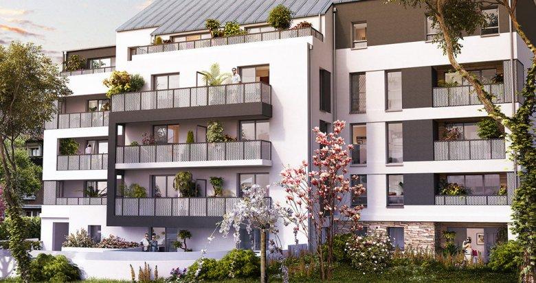 Achat / Vente appartement neuf Nantes quartier Malakoff – Saint-Donatien (44000) - Réf. 720