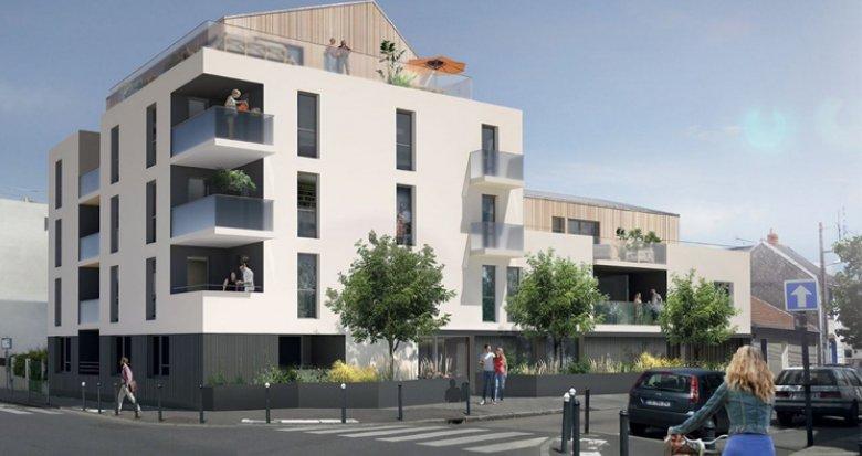 Achat / Vente appartement neuf Nantes quartier nord (44000) - Réf. 2226