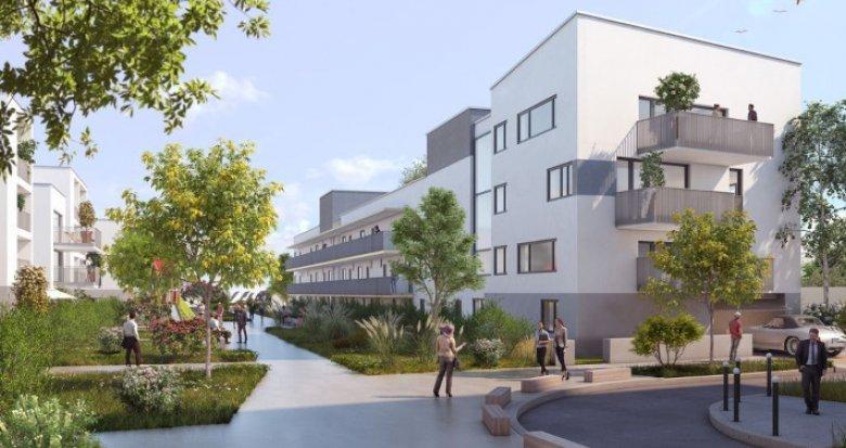 Achat / Vente appartement neuf Nantes quartier Pont du Cens (44000) - Réf. 5264