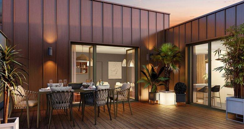 Achat / Vente appartement neuf Nantes quartier Procé (44000) - Réf. 1451