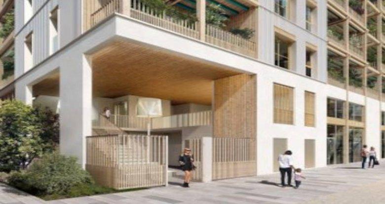 Achat / Vente appartement neuf Nantes quartier République (44000) - Réf. 5611