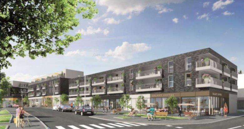 Achat / Vente appartement neuf Nantes Quartier Saint-Joseph-de-Porterie (44000) - Réf. 2877