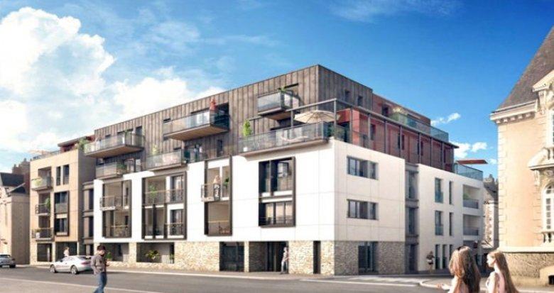 Achat / Vente appartement neuf Nantes quartier Saint-Pasquier (44000) - Réf. 739
