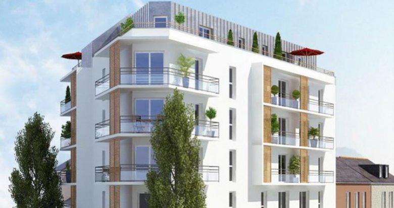 Achat / Vente appartement neuf Nantes quartier Schuman (44000) - Réf. 1436