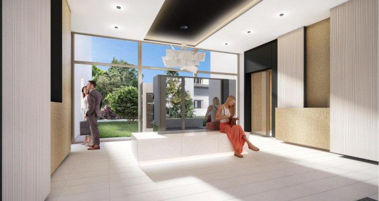 Achat / Vente appartement neuf Nantes quartier Zola (44000) - Réf. 5469