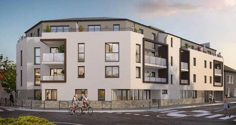 Achat / Vente appartement neuf Nantes quartier Zola Durantière (44000) - Réf. 5265