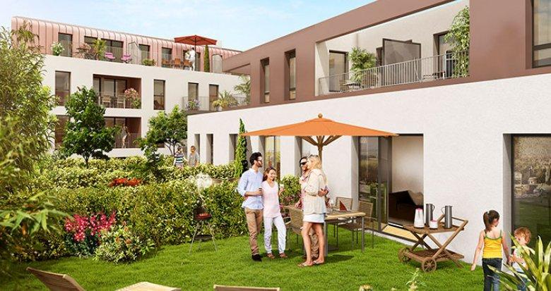 Achat / Vente appartement neuf Nantes Quartiers Sud (44000) - Réf. 227