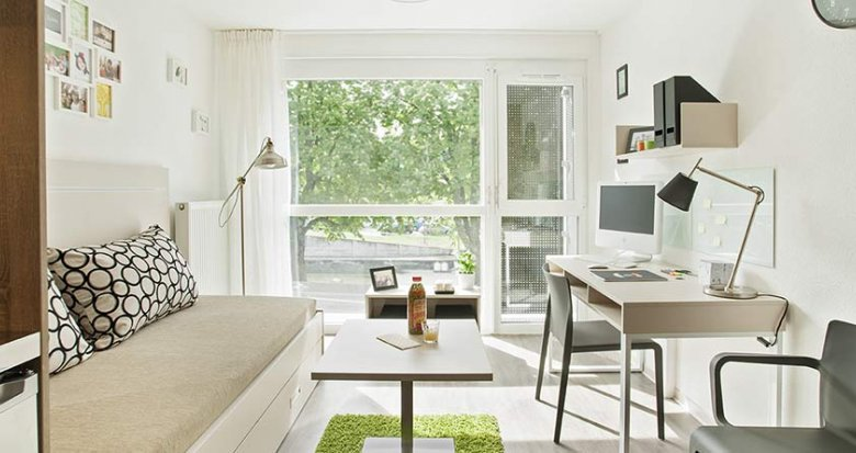 Achat / Vente appartement neuf Nantes résidence étudiante (44000) - Réf. 495