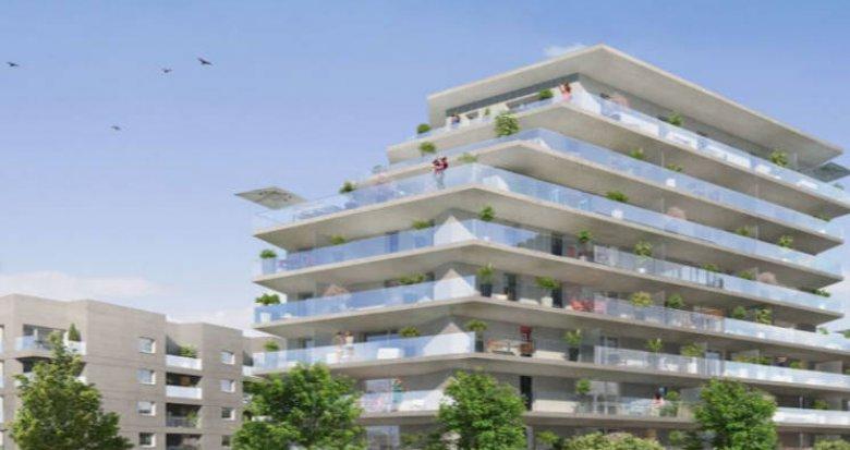 Achat / Vente appartement neuf Nantes secteur Beaujoire proche commodités (44000) - Réf. 4718