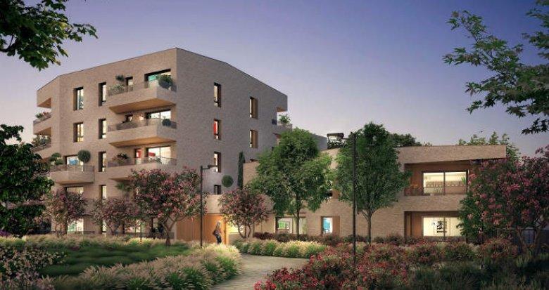 Achat / Vente appartement neuf Nantes Sud proche Sèvre (44000) - Réf. 2247