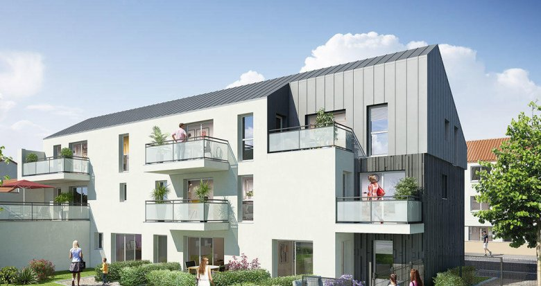 Achat / Vente appartement neuf NAONEST (44000) - Réf. 2325