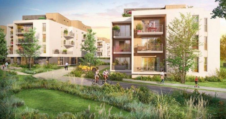 Achat / Vente appartement neuf Nort-sur-Erdre proche du port (44390) - Réf. 5823