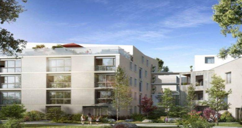 Achat / Vente appartement neuf Orvault Parc de la Cholière (44700) - Réf. 5286