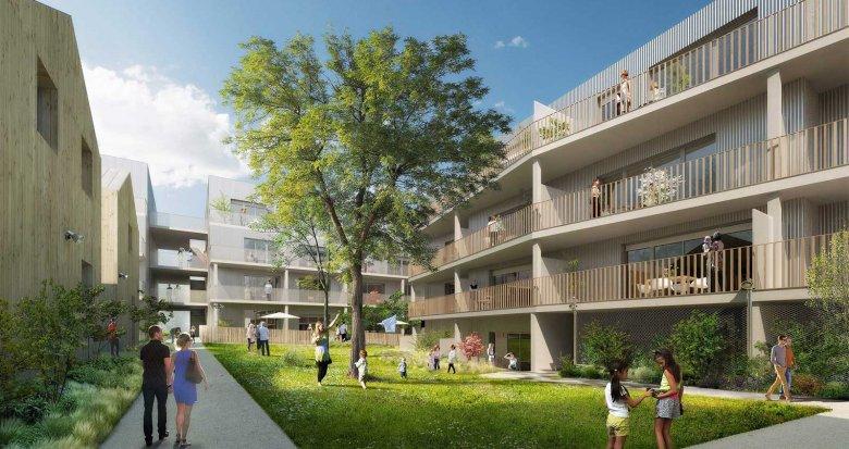 Achat / Vente appartement neuf Orvault proche des commodités (44700) - Réf. 131