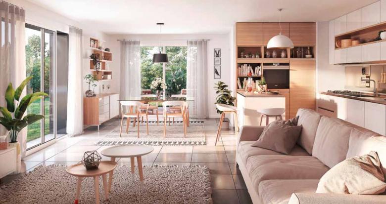 Achat / Vente appartement neuf Orvault quartier Petit Chantilly (44700) - Réf. 5406